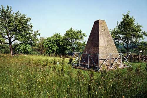 war memorial in Alsace